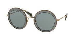 Miu Miu MU 50QS ROY3C2 GREYTRANSPARENT GREY