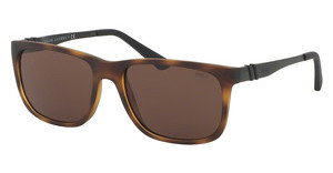 Polo PH4088 518273 BROWNMATTE DARK HAVANA