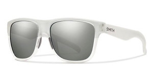 Smith LOWDOWN XL FFA/I6 PLATINUM SLV SPSHYMT CRY (PLATINUM SLV SP)