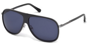 Tom Ford FT0462 20V blaugrau