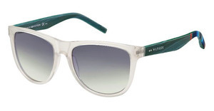 Tommy Hilfiger TH 1112/S X2R/PG GREYBLUE DSGRY PTRWD (GREYBLUE DS)