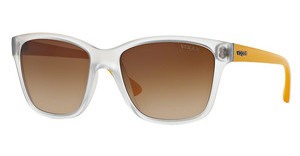 Vogue VO2896S W74513 BROWN GRADIENTTRANSPARENT DEMI SHINY