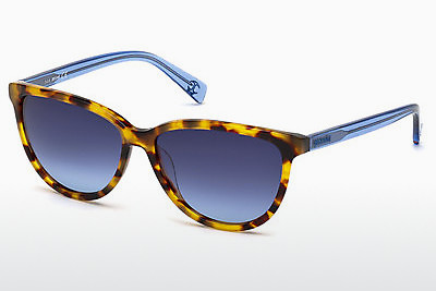 Sluneční brýle Just Cavalli JC670S 53W - Havana, Yellow, Blond, Brown
