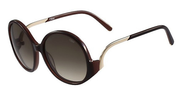 Chloé CE707S 210 BROWN-CHOCOLATE