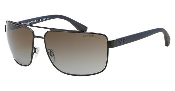 Emporio Armani EA2018 3049T5 POLAR BROWN GRADIENTMATTE BROWN