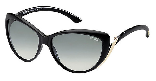 Max Mara MM CAROLE I D28/VK GREY FLASHSHN BLACK