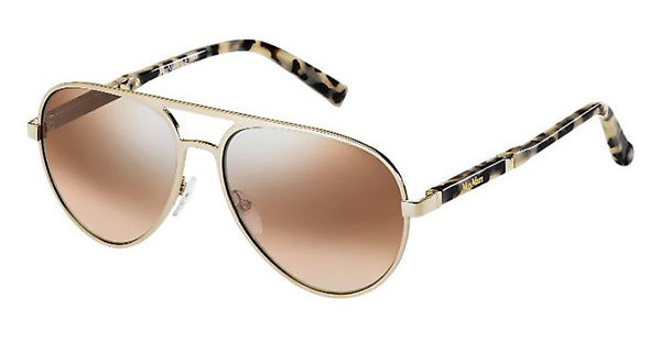 Max Mara MM DESIGN 3YG/NQ LACHSLGH GOLD