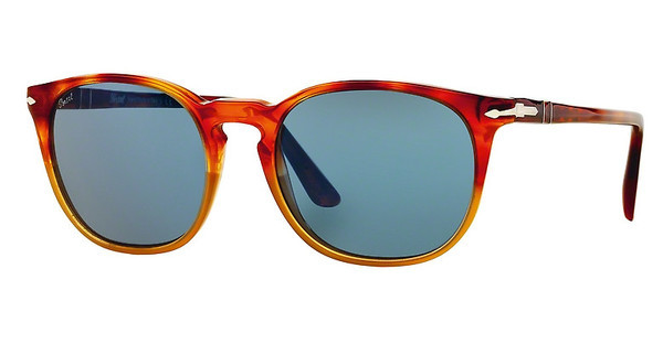 Persol PO3007S 102556 LIGHT BLUERESINA E SALE
