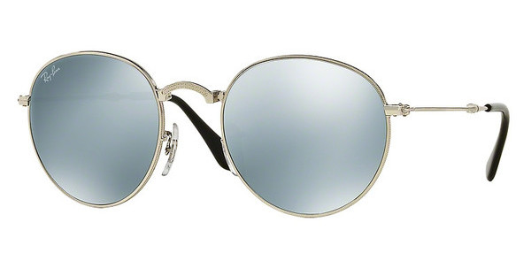 Ray-Ban RB3532 003/30 LIGHT GREEN MIRROR SILVERSILVER