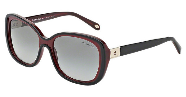 Tiffany TF4091B 81563C GREY GRADIENTBLACK/RED