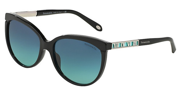 Tiffany TF4097 80019S BLUE GRADIENTBLACK