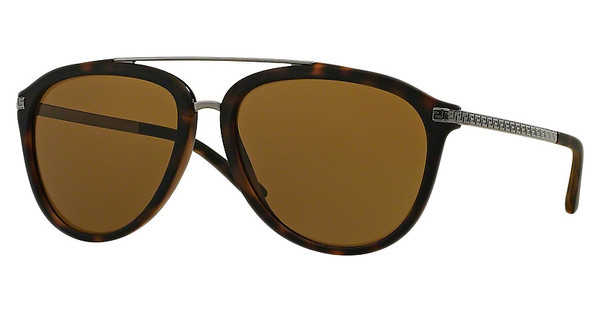 Versace VE4299 517473 BROWNHAVANA RUBBER