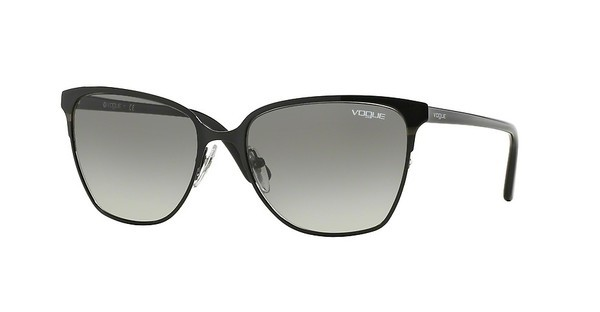 Vogue VO3962S 352/11 GRAY GRADIENTBLACK