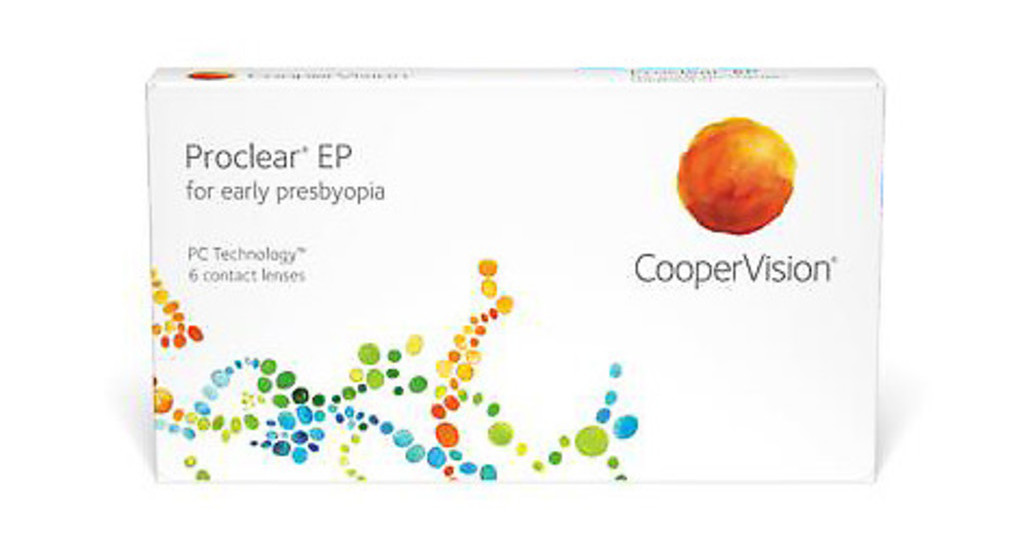 Cooper Vision   Proclear EP PCLEP3