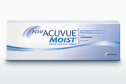 Kontaktní čočky Johnson & Johnson 1 DAY ACUVUE MOIST for ASTIGMATISM 1MA-30P-REV