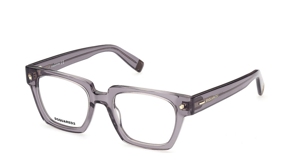 Dsquared   DQ5319 012 ruthenium dunkel glanz