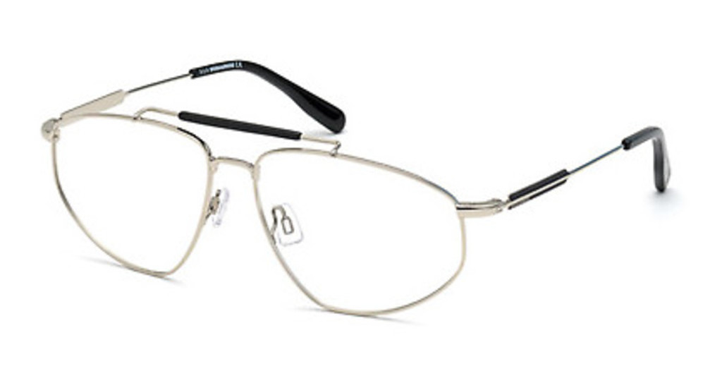 Dsquared   DQ5330 016 palladium glanz