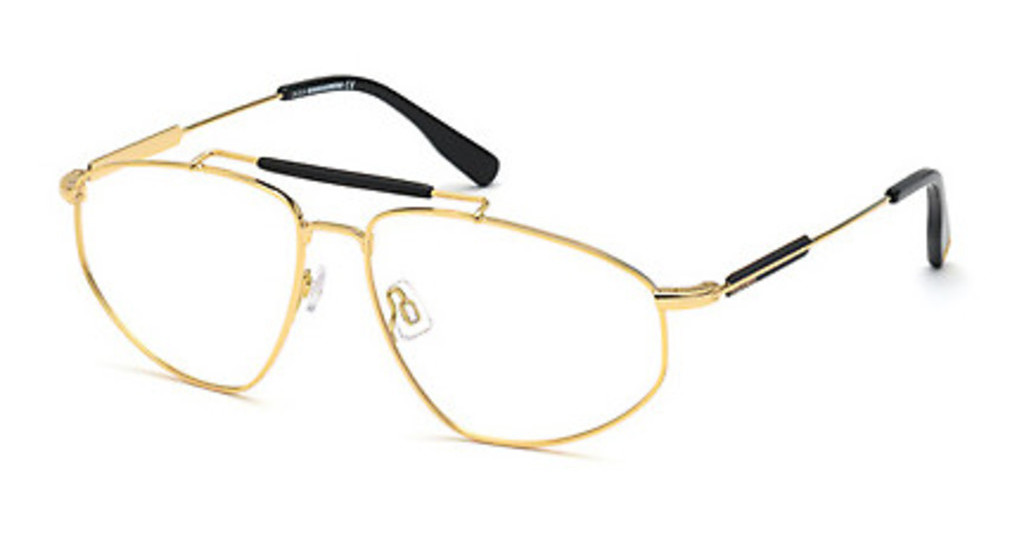 Dsquared   DQ5330 030 tiefes gold glanz