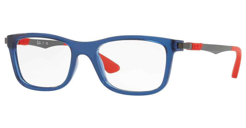 Ray-Ban Junior   RY1549 3734 TRANSPARENT BLUE