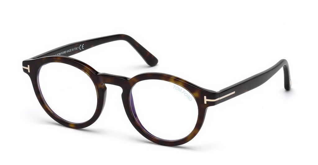 Tom Ford   FT5529-B 052 havanna dunkel