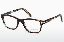 Brýle Tom Ford FT5196 050 - Hnědé, Dark
