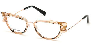 Dsquared DQ5303 055 havanna bunt
