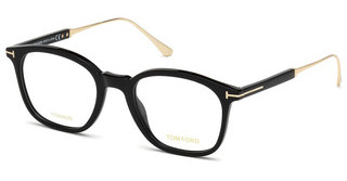 Tom Ford FT5484 001 schwarz glanz