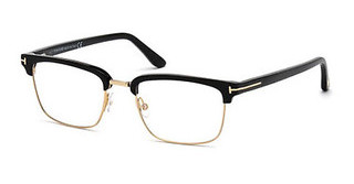 Tom Ford FT5504 001 schwarz glanz
