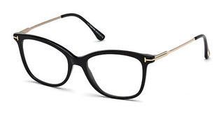 Tom Ford FT5510 001 schwarz glanz