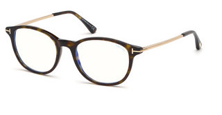 Tom Ford FT5553-B 052 havanna dunkel
