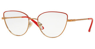 Vogue VO4109 5100 ROSE GOLD/RED
