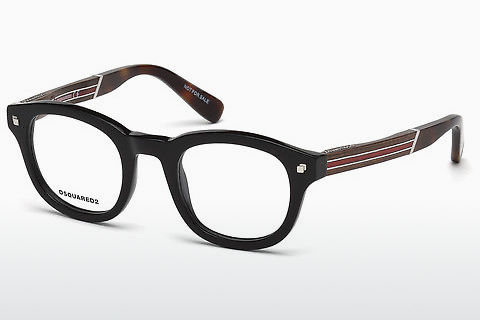 Brýle Dsquared DQ5230 001