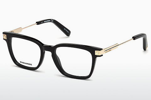 Brýle Dsquared DQ5244 001