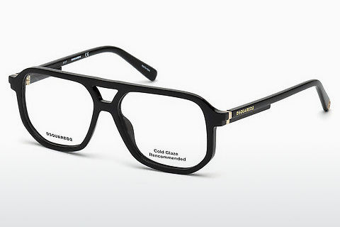 Brýle Dsquared DQ5250 001