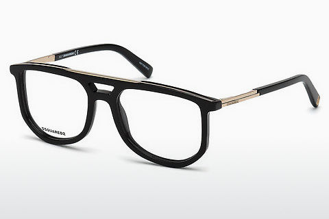 Brýle Dsquared DQ5258 001