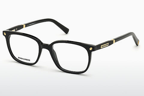 Brýle Dsquared DQ5297 001