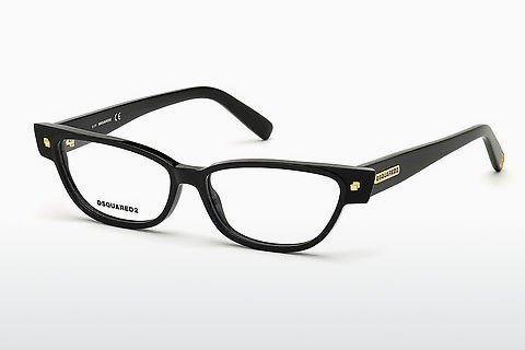 Brýle Dsquared DQ5300 001