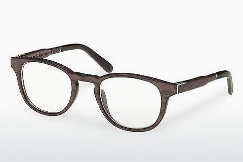 Brýle Wood Fellas Bogenhausen (10911 black oak)