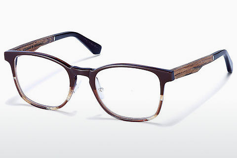 Brýle Wood Fellas Friedenfels (10975 walnut)