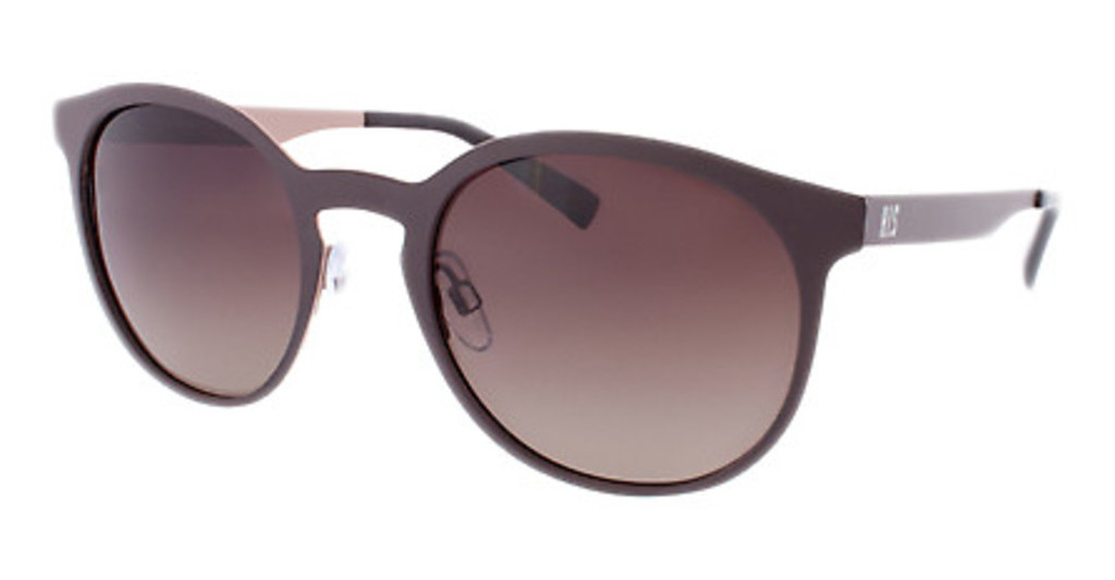 HIS Eyewear   HP74104 2 brown gradient POLbrown