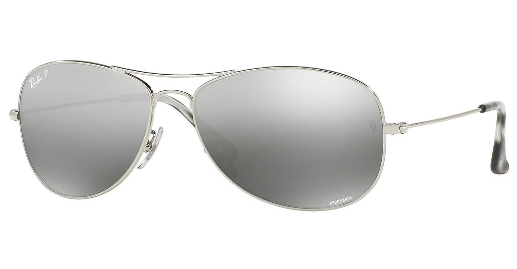 Ray-Ban   RB3562 003/5J GREY POLAR MIRROR SILVERSHINY SILVER