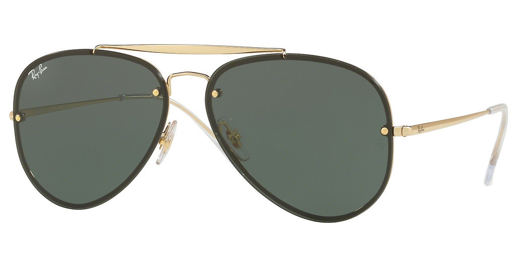 Ray-Ban   RB3584N 905071 DARK GREENGOLD