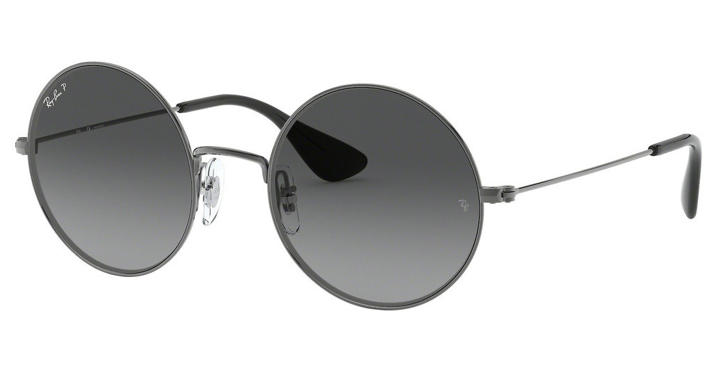Ray-Ban   RB3592 004/T3 LIGHT GREY GRADIENT GREY - POLGUNMETAL