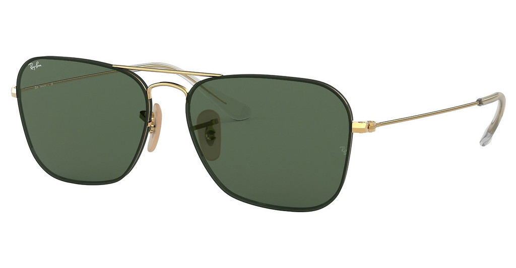 Ray-Ban   RB3603 001/71 GREENGOLD