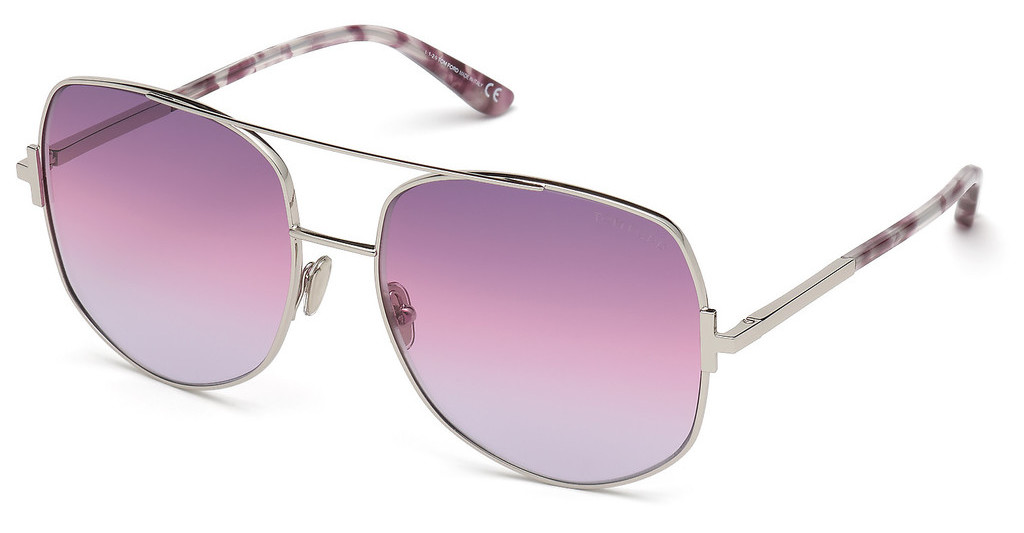 Tom Ford   FT0783 16Y violettpalladium glanz