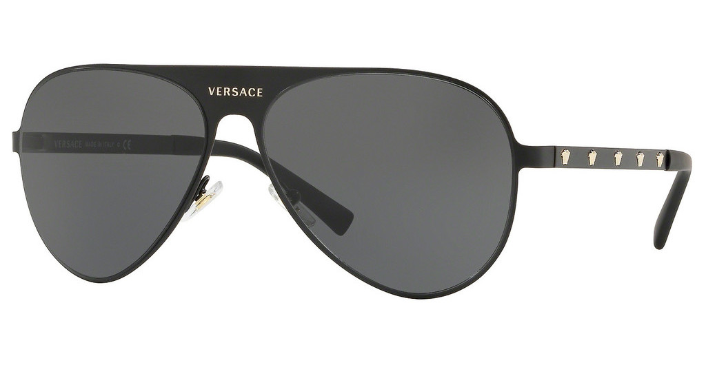Versace   VE2189 142587 GREYMATTE BLACK