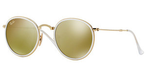 Ray-Ban RB3517 001/93 BROWN MIRROR GOLDGOLD