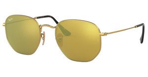 Ray-Ban RB3548N 001/93 GOLD FLASHGOLD