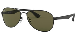 Ray-Ban RB3549 006/9A POLAR GREENMATTE BLACK