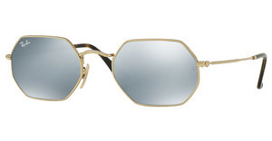 Ray-Ban RB3556N 001/30 GREY FLASHGOLD